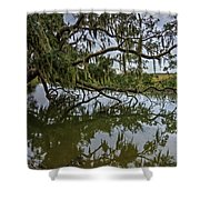 Low Country Days Shower Curtain