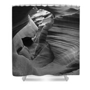 Lower Antelope Canyon 2 7843 Shower Curtain