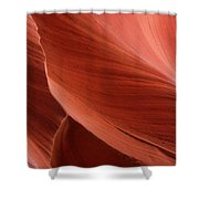 Lower Antelope Canyon 2 7855 Shower Curtain