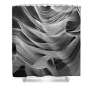 Lower Antelope Canyon 2 7871 Shower Curtain