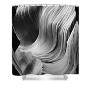 Lower Antelope Canyon 2 7877 Shower Curtain