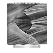 Lower Antelope Canyon 2 7888 Shower Curtain