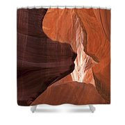 Lower Antelope Canyon 2 7912 Shower Curtain