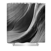 Lower Antelope Canyon 2 7920 Shower Curtain