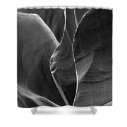 Lower Antelope Canyon 2 7968 Shower Curtain