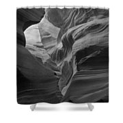 Lower Antelope Canyon 2 7987 Shower Curtain