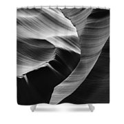 Lower Antelope Canyon 2182 Shower Curtain
