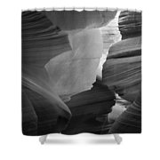 Lower Antelope Canyon 2214 Shower Curtain