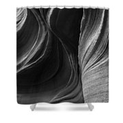 Lower Antelope Canyon 2217 Shower Curtain