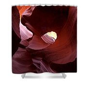Lower Antelope Canyon 6 Shower Curtain