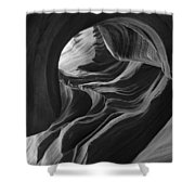 Lower Antelope Canyon 7712 Shower Curtain
