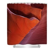 Lower Antelope Canyon 7724 Shower Curtain