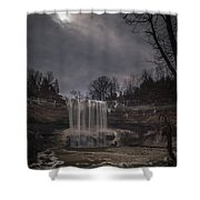 Lower Ball's Falls Shower Curtain