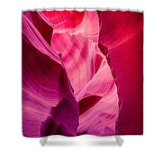 Lower Canyon 24 Shower Curtain