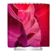 Lower Canyon 25 Shower Curtain