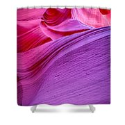 Lower Canyon 30 Shower Curtain