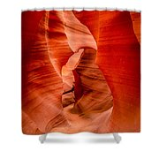 Lower Canyon 34 Shower Curtain