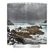 Lower Little Harbour Shower Curtain