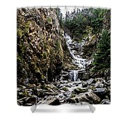 Lower Reid Falls Shower Curtain