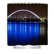 Lowery Bridge Shower Curtain