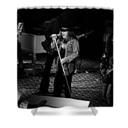 Ls #47 Crop 2 Shower Curtain