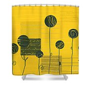 Lubi - J122129115tx1-01b Shower Curtain