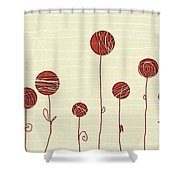 Lubi - S02-03a Shower Curtain