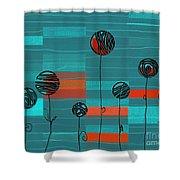 Lubi - S02-222b Shower Curtain