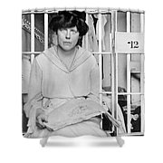 Lucy Burns (1879-1966) Shower Curtain by Granger