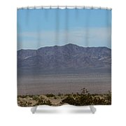 Ludlow California Shower Curtain