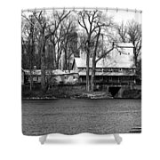Ludwig Mill Shower Curtain