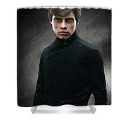 Luke Skywalker Shower Curtain