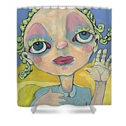 Lulu Shower Curtain