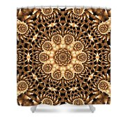 Kaleidoscope 86 Shower Curtain