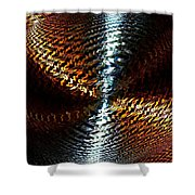 Luminous Energy 10 Shower Curtain