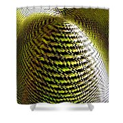 Luminous Energy 11 Shower Curtain