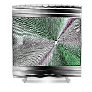 Luminous Energy 13 Shower Curtain