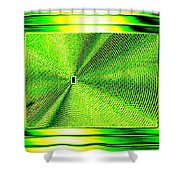 Luminous Energy 14 Shower Curtain