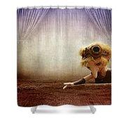 Lumuel In The Theatre Shower Curtain