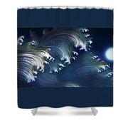 Lunasea Shower Curtain