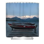 Lund Shower Curtain