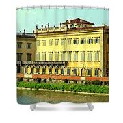 Lungo Arno Shower Curtain