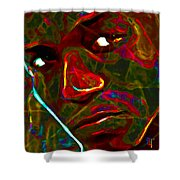 Lupe Fiasco Shower Curtain