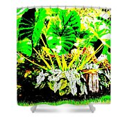 Lush Garden Shower Curtain