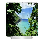 Lush Kauai Shower Curtain