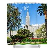 Lush La Temple Shower Curtain