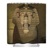 Luxor Interior 2 Shower Curtain