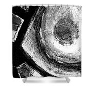 Luz De Luna / Moonlight - Vertical Format Shower Curtain