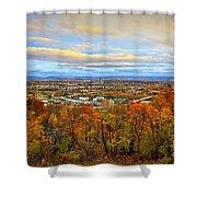 Lv Autumn Shower Curtain