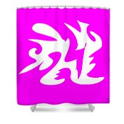 Lyffe 138 Shower Curtain by Eikoni Images